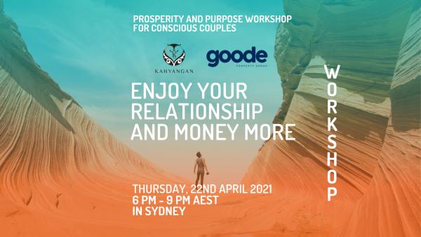 Prosperity Purpose Workshop Sydney