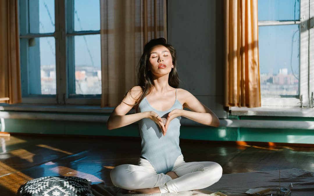 CELEBRATE YOUR LOVE LIFE BY BALANCING YOUR SACRAL CHAKRA